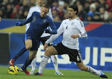 ribery allemagne