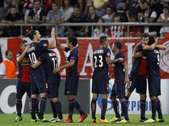 PSG Olympiakos_0