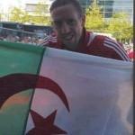 franvk ribery l'algérie