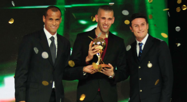 slimani ballon d'or